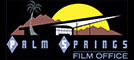 Palm Springs Film Office Button